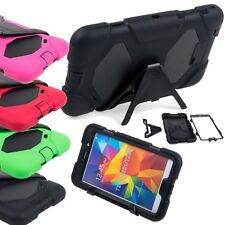 Armor Shockproof Case Skin Cover with Stand for Samsung Galaxy Tab 4 7.0 T230