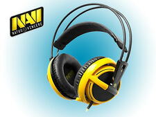 Steelseries Siberia V2 Gaming Headphone Natus Vincere Yellow Edition Free Ship