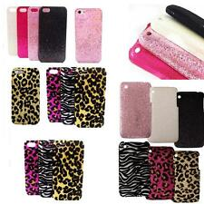 E009 Bling Blingy leopard Back Hard Case Cover iphone 3G/3GS/4G/4S/5G/5S/S4/S5
