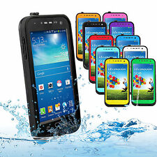 10 Colours Waterproof Shock Dirt Proof Durable Case for Samsung Galaxy S IV S4