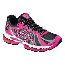 NEW Asics Women's Gel-Nimbus 15 Lite Running Shoes - Black/Reflective - SIZE 6.5