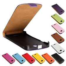 Flip Leather Slim Light Up and Down Phone Case Cover For HTC ONE HTC Desire