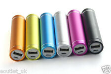2600mAh Portable USB External Power Bank Battery Charger for iPhone 5c/5s/6 NEW