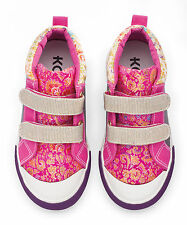 See Kai Run Mallory Pink High Top Sneakers Size 10-2Y NWB $44.50