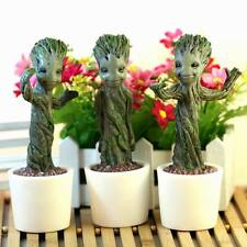 Hot Dance Baby Groot Guardians of the Galaxy Hero Tree Flora Coloss 3PCS
