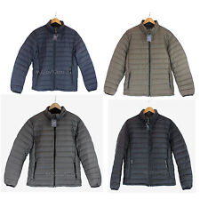 NWT Cole Haan Mens Packable Men's Down Coat Winter Puffer Jacket 4 Colors M-XL