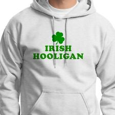 IRISH HOOLIGAN T-shirt Ireland Beer Heritage Humor St Paddys Hoodie Sweatshirt