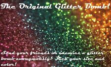 The Original Anonymous Glitter Bomb! Pick Your Size & Color! (Tracking Included)