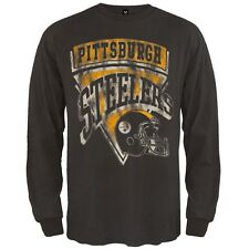 Pittsburgh Steelers - Mens Time Out Thermal - Black