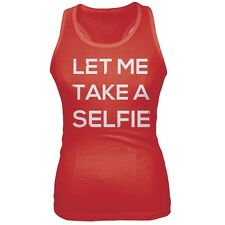 Let me take a #SELFIE Juniors Tank Top