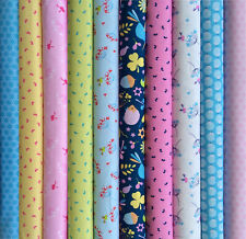 Riley Blake Wildflower Meadow by Melly & Me ~ Cotton Fabric BUNDLE: Choose FQ HY