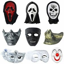Kids Cartoon Clown Mask Masquerade Party Cosplay Funny Toy