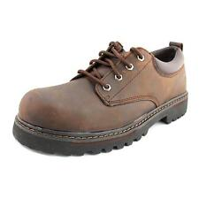 Skechers Tom Cats Alexander Leather Work Boots & Shoes Used