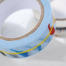 33 Styles DIY Floral Washi Sticker Decor Roll Cartoon Paper Adhesive Tape Crafts