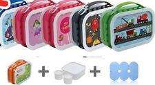 Yubo Kids eco friendly Lunch box. ( Princess  ) Ice pack included.