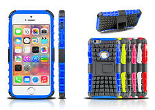 Heavy Duty Strong Shockproof With Stand Hard Case Cover For All Smart Phones
