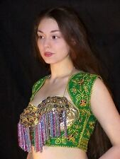We3 Belly Dance Tribal Gypsy Turkish Sleeveless VEST Clearance Sale