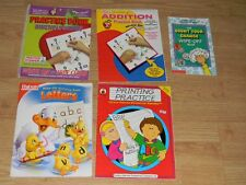 Children Practice Book, Multiplication, Letters, Printing, & Count Your Change