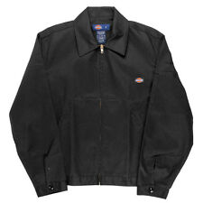 Dickies UNLINED Eisenhower Jacket Men's Zip Up Working Uniform Style # JT75