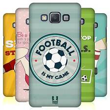 HEAD CASE DESIGNS FOOTBALL STATEMENTS CASE FOR SAMSUNG GALAXY A5 DUOS 3G A500H
