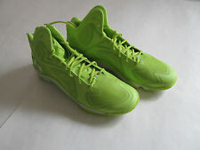 Under Armour Micro G Anatomix Spawn  Basketball man velocity green shoes  New