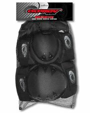 OSPREY 6 PIECE ADULTS TEENAGERS PROTCTIVE PADS KNEE, WRIST, ELBOW HEAVY DUTY NEW