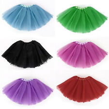 New Kid Baby Girls Tutu Dancewear Skirt Ballet Dress Clothes Costume