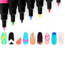 Nail Art Pen Painting Design Tool 16 colors to Choose Drawing Gel Easy Made OR