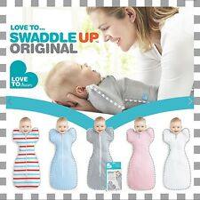 Baby Swaddle LOVE TO DREAM Original SwaddleUp