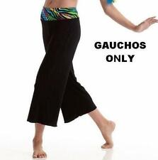 Congo Dance Costume Gauchos Only Mix n Match Jazz Tap Hip Hop Adult & Child