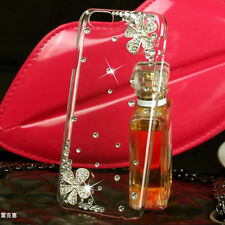 Ultra Thin Transparent Crystal Clear Rhinestone case cover For iPhone 6 6 plus