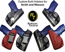 IWB Holsters for Smith and Wesson, Carbon Fiber, Custom Made, Ships Fast!!!