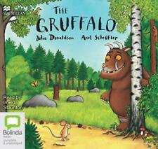 NEW The Gruffalo by Julia Donaldson Compact Disc Book Free Shipping