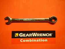 NEW GearWrench Metric ANY SIZE Flat Full Polish Ratcheting Combination Wrench
