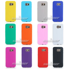 For Samsung Galaxy S6 Soft Silicone Case Skin Cover