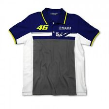 New Official Valentino Rossi VR46 Special Yamaha Mans Polo - YDMPO 120711