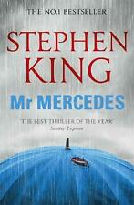 NEW Mr Mercedes by Stephen King Free Shipping