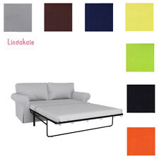 Custom Made Cover Fits IKEA EKTORP Two-seat Sofa Bed, Replace Cover, 39 Fabrics