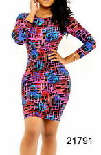 Hot Women Clubwear Sexy Clothes Cocktail Party Ladies Bandage Bodycon Dress
