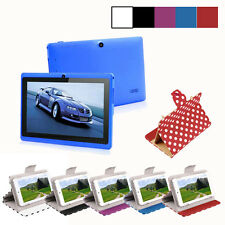 "A33 Q8 Kids Tablet PC 7"" Google Android 4.4 Quad-Core 1.3GHz 8GB Wi-Fi Bluetooth"