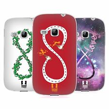 HEAD CASE INFINITY COLLECTION SILICONE GEL CASE FOR SAMSUNG GALAXY YOUNG S6310