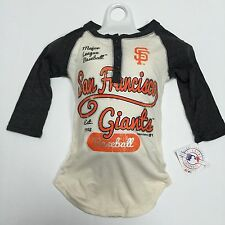 San Francisco Giants official MLB Youth long sleeve shirt New With Tags