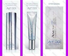 Avon AF33, Anew PRO Face Line Corrector, Eye Treatment, A-F33 Anti Wrinkle Cream