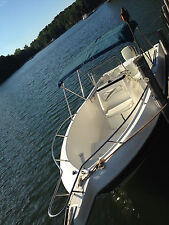 2001 Aquasport Osprey 205 Center Console, 175hp Johnson and Trailer