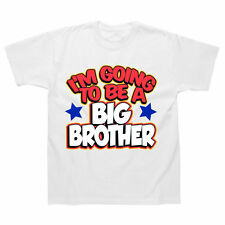 im going to be a big brother   KIDS boys  t shirt