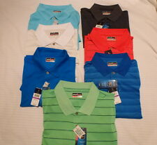 New Grand Slam Big and Tall Classic Golf/ Polo Shirt 3XL 4XL 3XLT 4XLT 2XLT XLT