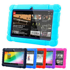 New Kids Silicone Case Cover for 7inch Q88 Y88 Android Tablet PC A13 A23 A33 Tab