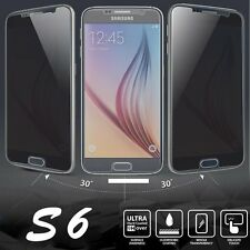 Anti-Spy Premium Privacy Tempered Glass Screen Protector for Samsung Galaxy S6