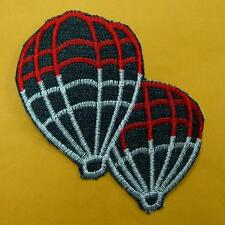 Hot Air Balloon Denim Iron on Sew Patch Applique Badge Embroidered Cute Badge