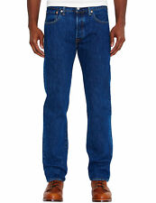 Levis Jeans 501 BUTTON FLY MANY SIZES Big & tall New With Tags 115010194